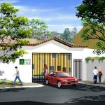 Residencial solar de Abilio